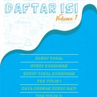 DAFTAR ISI VOLUME 1
